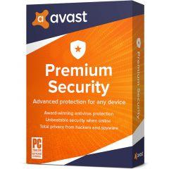 Avast Premium Security (više uređaja, do 10 konekcija)