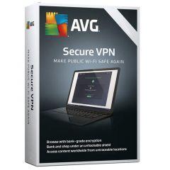 AVG Secure VPN (5 uređaja)